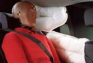 Conventional head and thorax side airbags